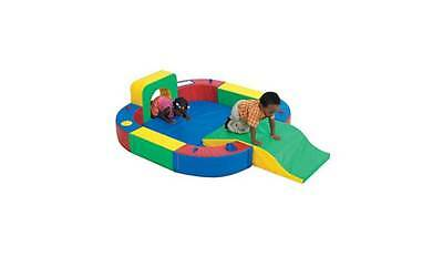 Playring w Tunnel and Slide [ID 76637]