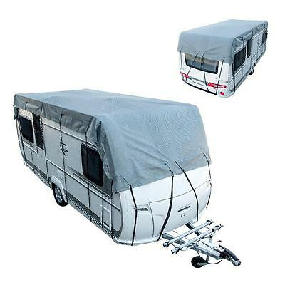 Roof Protection Plane Plane Caravan Camping Motor Home Vehicle 8,5 X 3 M Cover