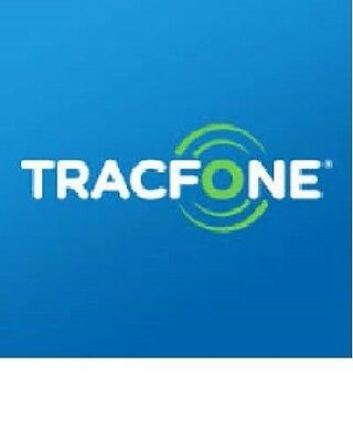 Tracfone 1000 Text Active Smartphone Fast Refill Quick