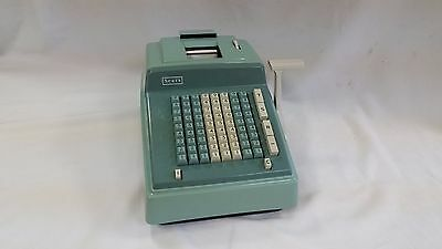 Vintage Sears Office Manual Adding Machine By Remington