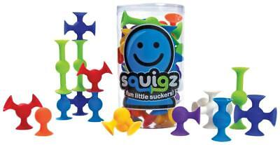 Squigz Building Toys, 24 Piece - Fat Brain Free Shipping!