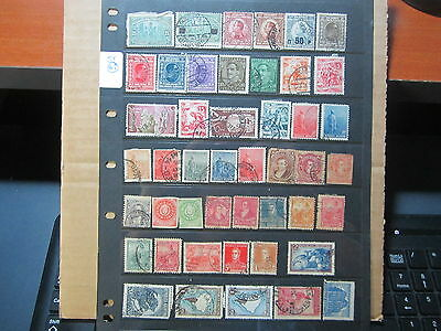 Stamps World Used Bulk Mixed Lot st67