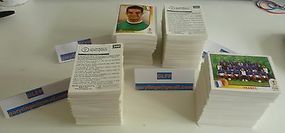 Panini World Cup 2002 Korea / Japan Stickers Choose 1,5, 10 or 20 stickers