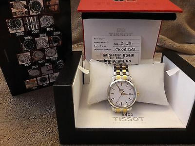 Tissot Swiss Classic Dream Quartz Men's Watch
