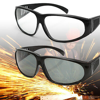 Safety Welding Glasses Protective Glasses Goggles Anti-impact Sprayproof