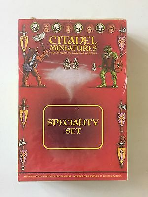 Games Workshop Citadel Miniatures Speciality Set Red Dragon Boxed Set Sealed