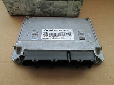 New Genuine Vw Fox Polo Bmd Engine Ecu Control Unit 03D906023B New Genuine Part