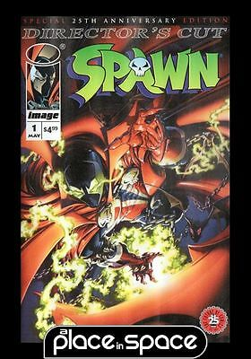 Spawn #1B - 25Th Anniversary Directors Cut - Crain Cover (Wk20)