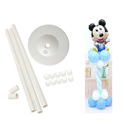 Balloon Frame Column Stand Builder Kits for Birthday Wedding Decorations