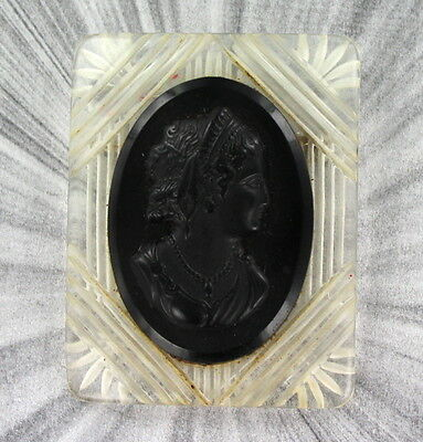 Vintage Celluloid Cameo