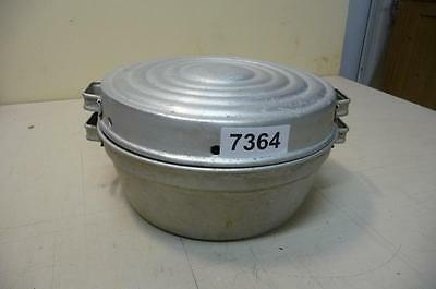 7364. Alte Alu Backform Old baking pan