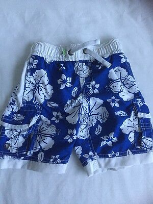 Boys Holiday Shorts ~ Age 2-3 Years ~ Primark