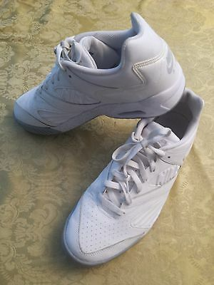 Nike Air Mens Tech Challenge WHITE Low Top SIZE 12 AUTHENTIC