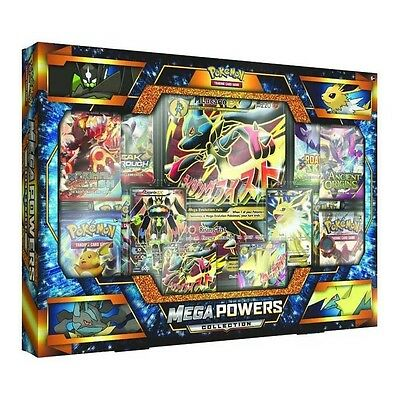 Pokemon TCG Mega Powers Collection Box