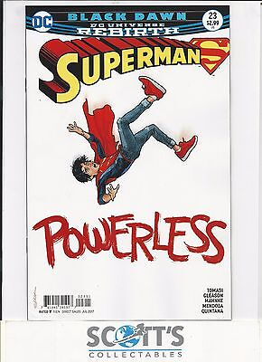 Superman   #23  New   (Bagged & Boarded)  Freepost