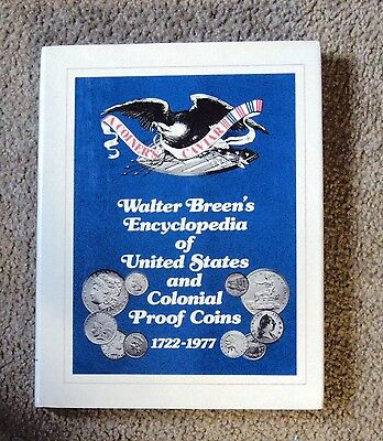 Walter Breen's Encyclopedia of United States and Colonial Proof Coins 1977