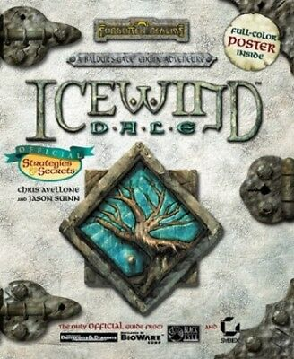 Icewind Dale: Official Strategies and Secrets (Game ... by Avellone, C Paperback
