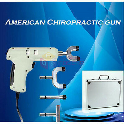 NEW Spine Therapy Activator Chiropractic Correction Electric Massager Gun