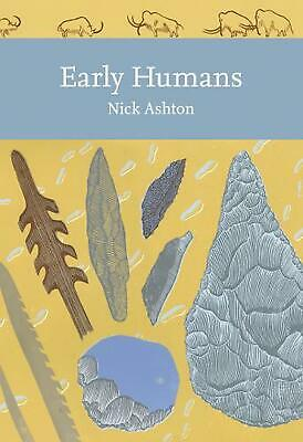 Early Humans by Nicholas Ashton Paperback Book Free Shipping!