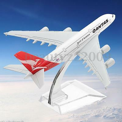 16CM A380 Planes Model Diecast Aircraft Models Airlines Kits Kids Toy Adult Gift