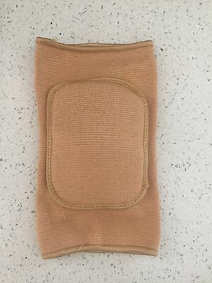 Knee Pads - Beige Child's Medium   Same Day Post Other Sizes Available