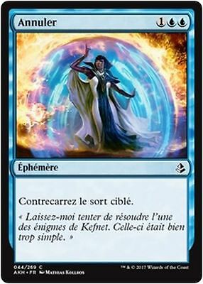 MTG Magic AKH - (x4) Cancel/Annuler (Révocation), French/VF