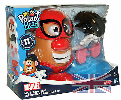 Hasbro Mr Potato Head New Spiderman