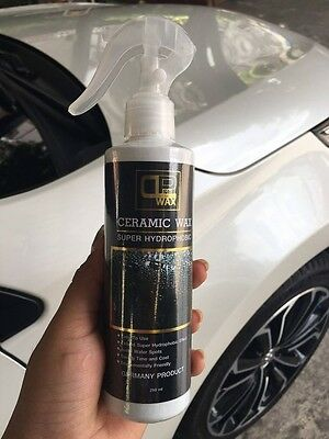 DP Ceramic WAX Detailing Pro Thailand Super Hydrophobic Product Cleaner Cars New