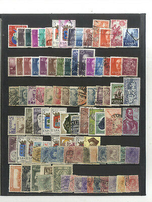 Lot  98 Timbres Espagne Europe