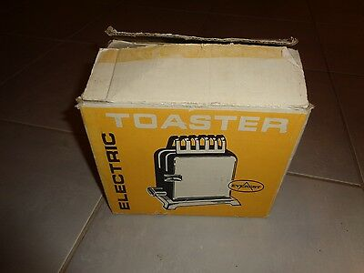 Vintage Everest Toaster in box - no power cord