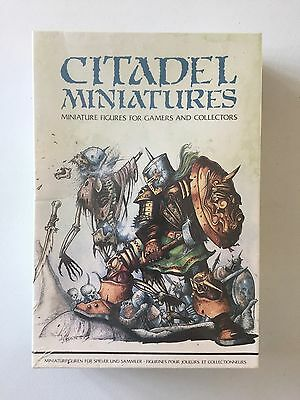 Games Workshop Citadel Miniatures Speciality Set Dungeon Adventurer New Sealed