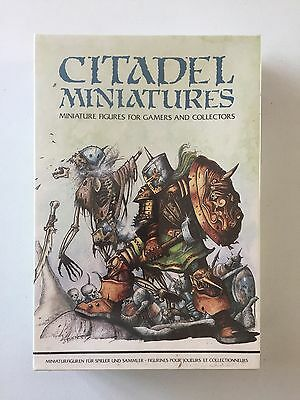 Games Workshop Citadel Miniatures Speciality Set 3 Night Elf Patrol New Sealed