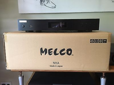 Melco N1A Ex-demonstration
