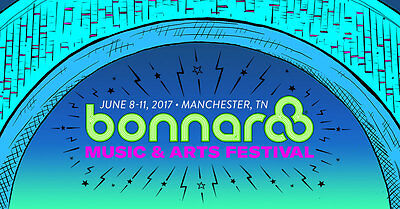 Bonnaroo Music Festival Ticket