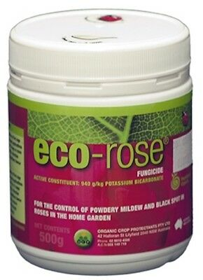 Eco-Rose - Registered Organic, Plant Disease Control - 500g