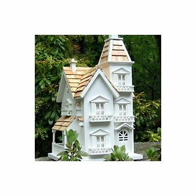 Home Bazaar Classic Series Victorian Manor 15 in x 10 in x 9 in Birdhouse