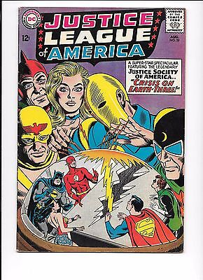 Justice League of America #29 August 1964 1st Silver Age Starman Crime Syndicate