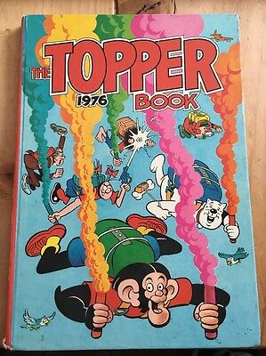 The Topper Book - 1976 Annual - 41 Years Old