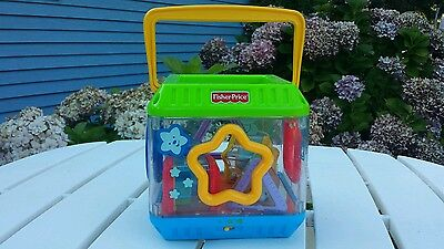 Fisher Price Musical 5 piece Shape Sorter