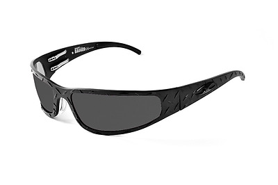 NEW ICICLES Baby Bagger Smoke Mirror Lens Sunglasses with Black Diamond Frame