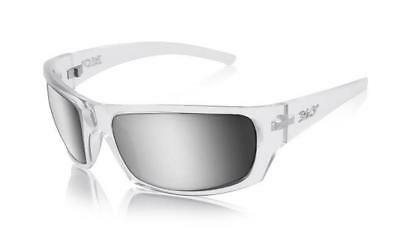 NEW ICICLES SMC Stinger Smoke Mirror Lens Sunglasses with Crystal Durable Frames