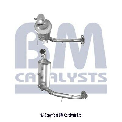 FITS FORD FOCUS 1.6 TDCi (07/04-07/11) DPF & CAT COMBINED WITH FITTING KIT