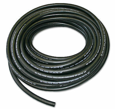 Rubber Reinforced Fuel Hose - Engine Unleaded Petrol, Diesel, Oil Line Fuel Pipe