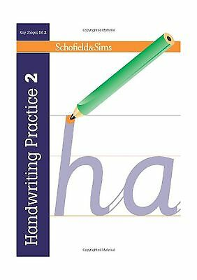Handwriting Practice 2: KS2 English Ages 7-11 - Book
