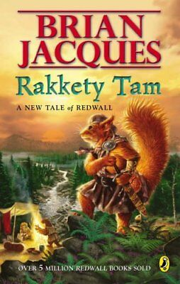 Rakkety Tam (Tale of Redwall), Jacques, Brian Hardback Book The Cheap Fast Free