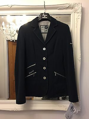 pikeur show jacket Brand New Toska In Navy Size 36 Brand New