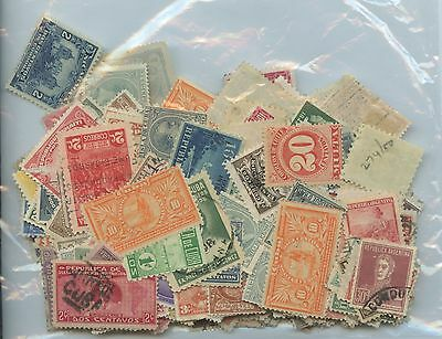 LATIN AMERICAN & CARIBBEAN NATIONS--Lot of 361 stamps
