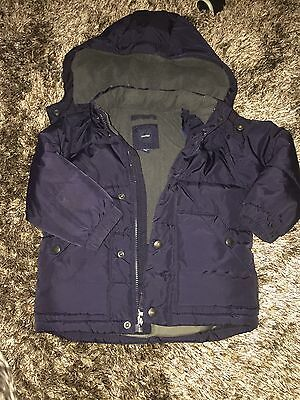 GAP Coat 2 Years And GAP Hoody Excellent Condition