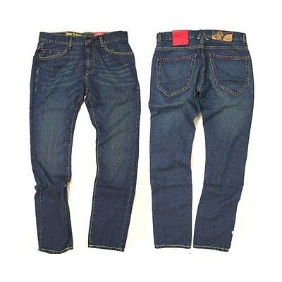 Analog Men's Omar Capitol Jean Casual Capitol - As Shown W34inch - L32inch