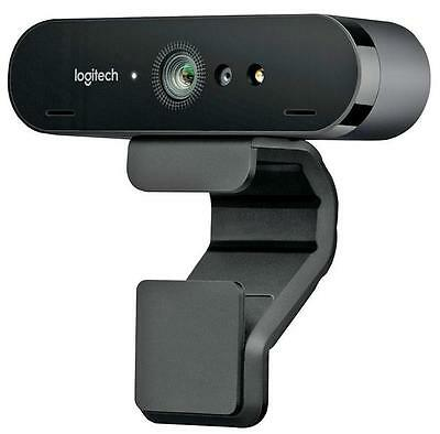 Logitech - 960-001106 - Brio 4k Ultra Hd Webcam